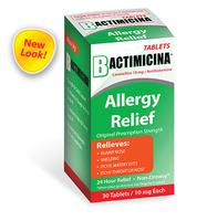 Bactimicina® Allergy Tablets 30's