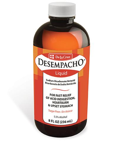 Desempacho® Antacid Liquid 8 FL OZ (236 mL)