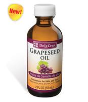 De La Cruz® Grapeseed Oil 2 FL OZ (59 mL)