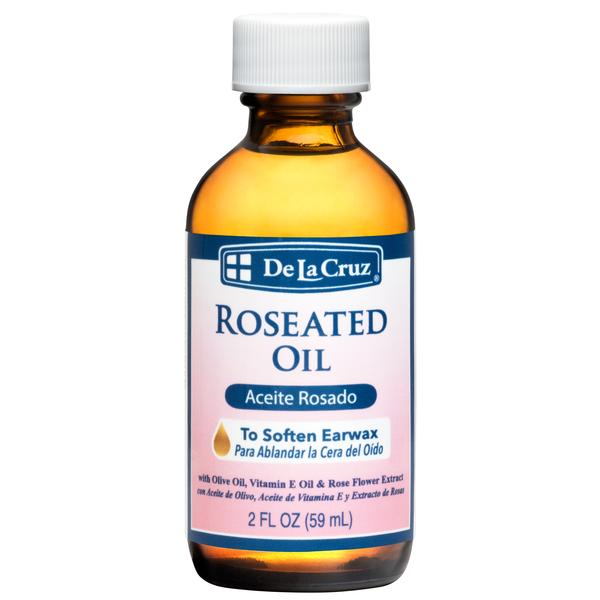 Essential Oils & More - Other Items - De La Cruz® Roseated Oil 2 FL OZ (59 mL)